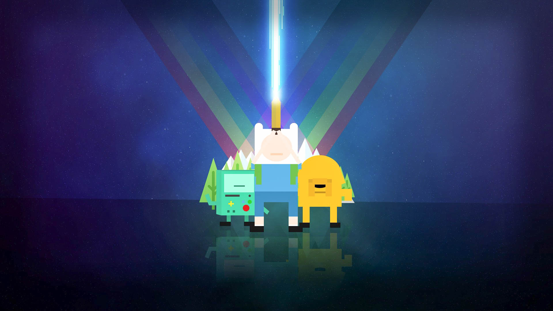 Adventure Time Tv Show Beautiful Wallpapers In High ...