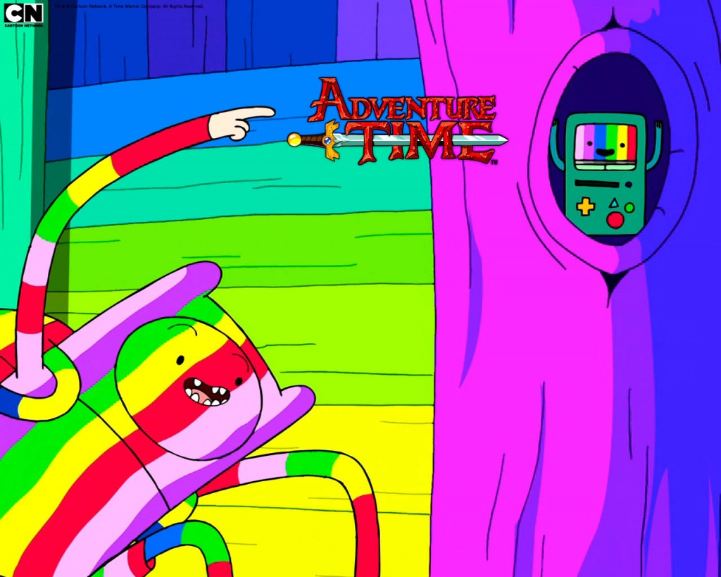 Adventure Time (4)
