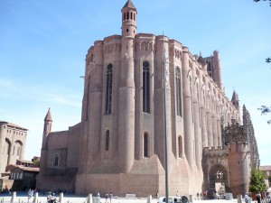 Albi Cathedral Beautiful HD Wallpapers & Backgrounds In High Definition