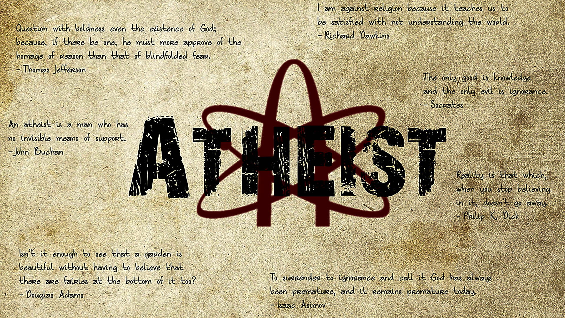 Atheism Religion Some Best HD Wallpapers In High Definition