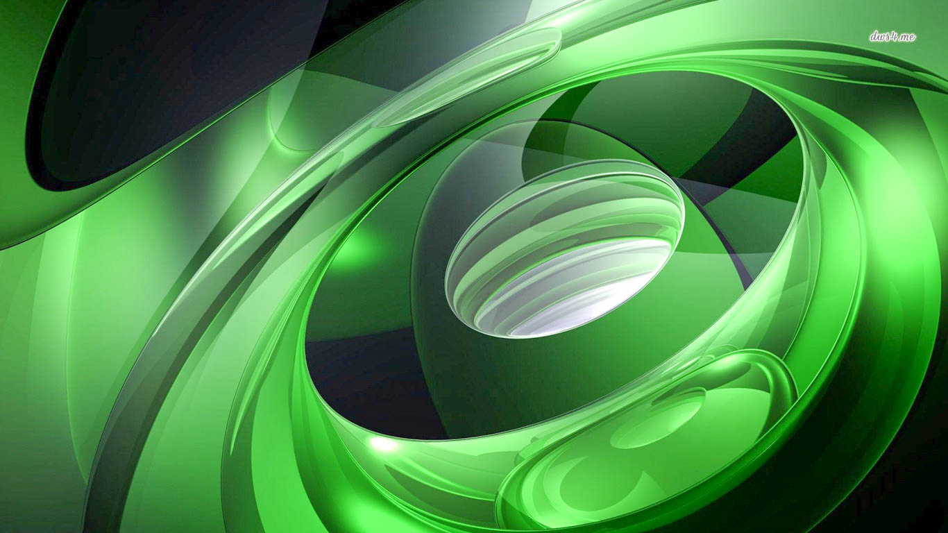 High Resolution Abstract Wallpaper: Green Abstract HD Wallpapers In High Resolution...