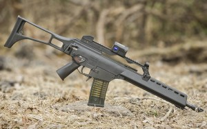Heckler & Koch G36 Awesome HD Wallpapers & Backgrounds (High Definition)