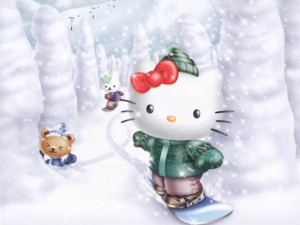 Hello Kitty Anime Beautiful HD Wallpapers In High Definition…