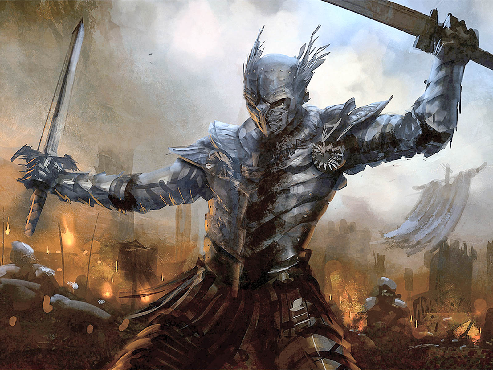 Fantasy Knight Best Slected HD Wallpapers & HD Images In ...