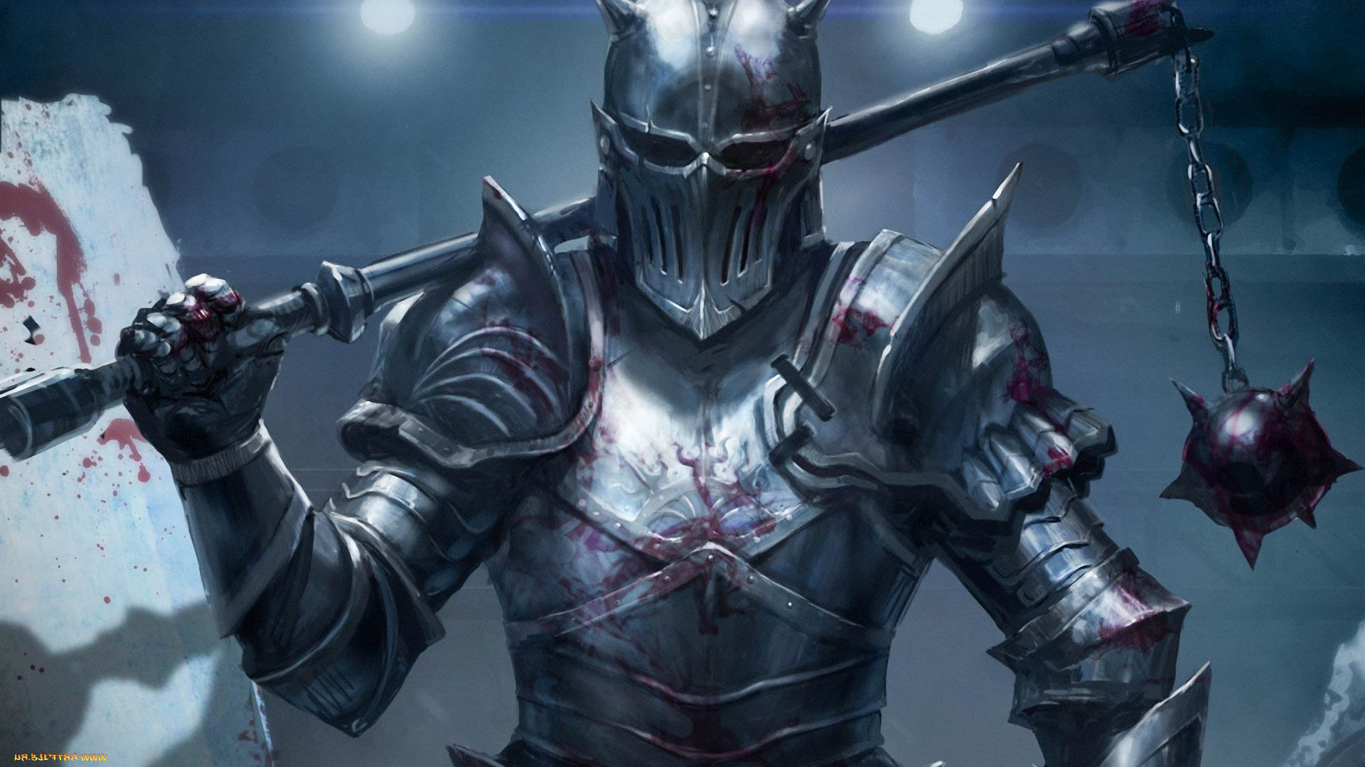 Fantasy Knight Best Slected Hd Wallpapers Hd Images In High Definition