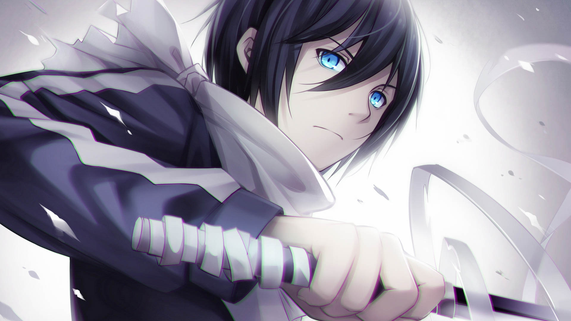 Anime noragami amazing wallpapers and images in high - High quality anime pictures ...