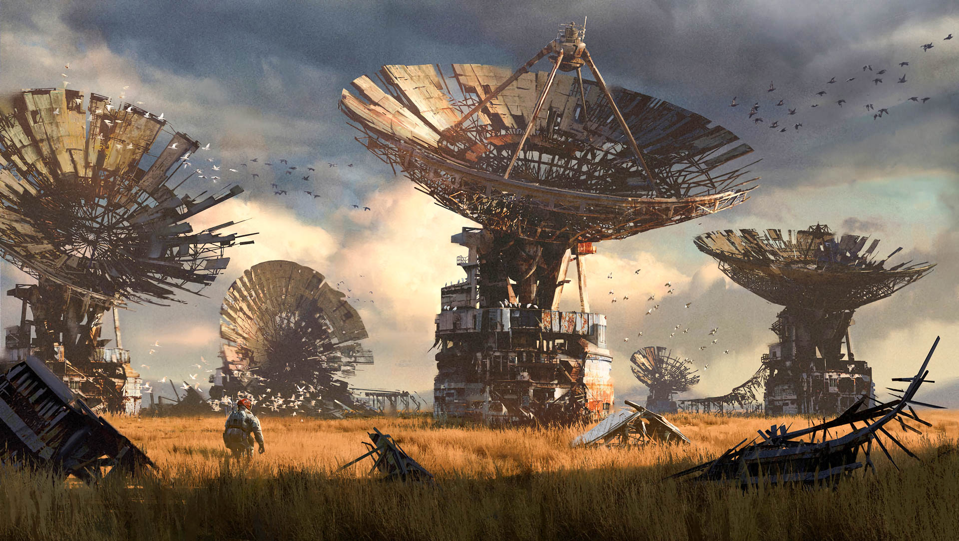 Post apocalyptic amazing pictures images hd wallpapers for Amazing wallpaper for tab