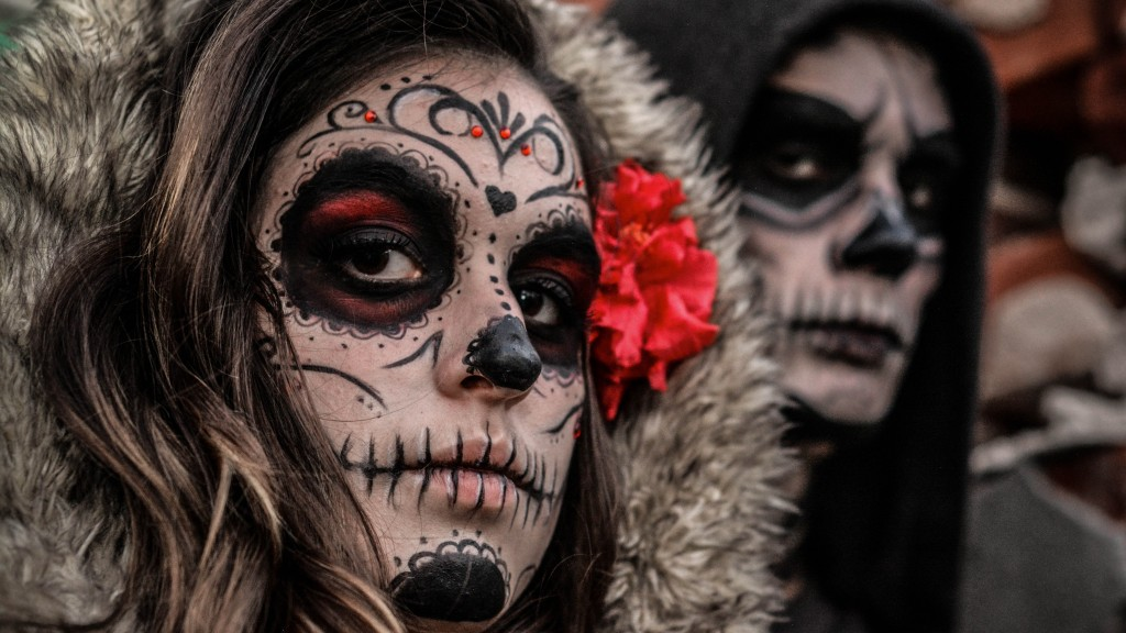 sugar skull girl wallpaper hd wwwimgkidcom the image