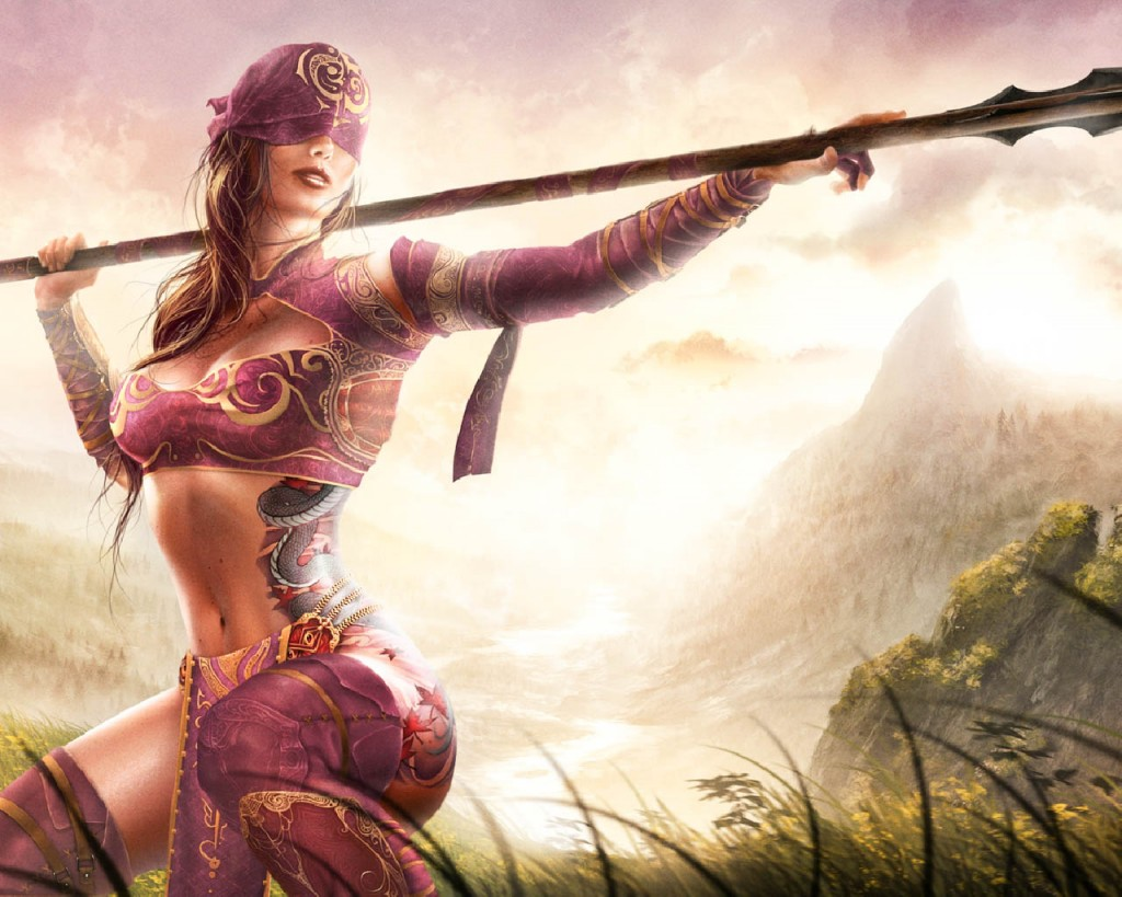 Women Warrior (5)