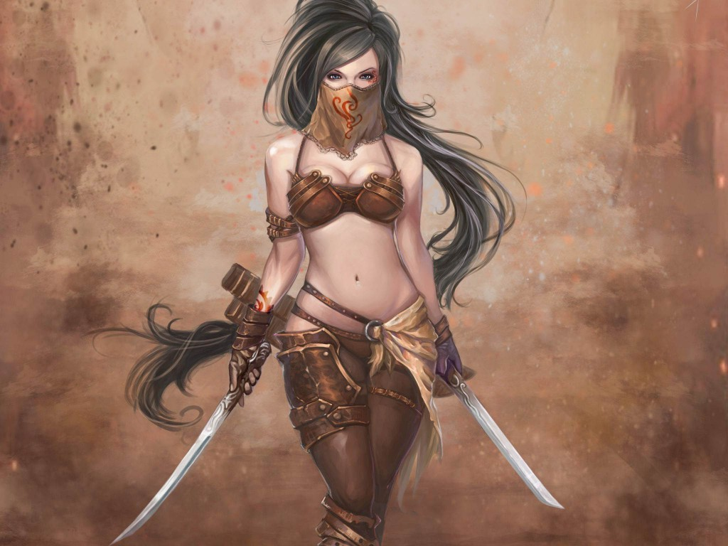 Women Warrior (6)