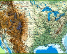 Map Of The Usa (4)