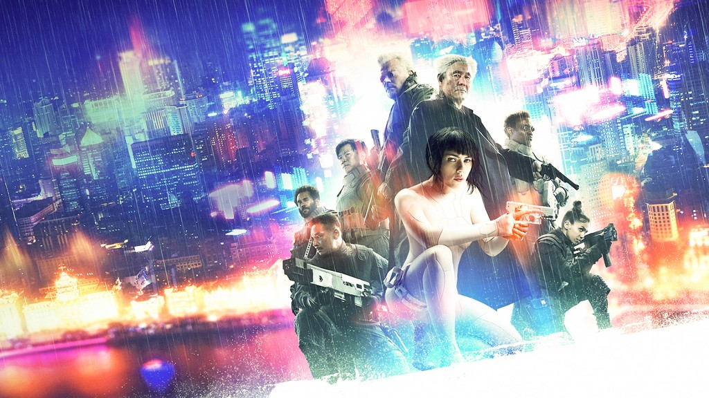 Ghost In The Shell (5)