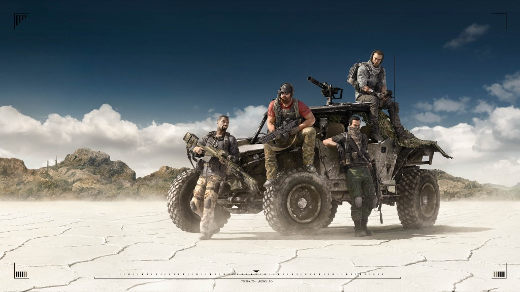 Tom Clancy's Ghost Recon Wildlands (3)