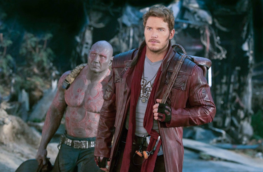 Guardians Of The Galaxy Vol. 2 (2)