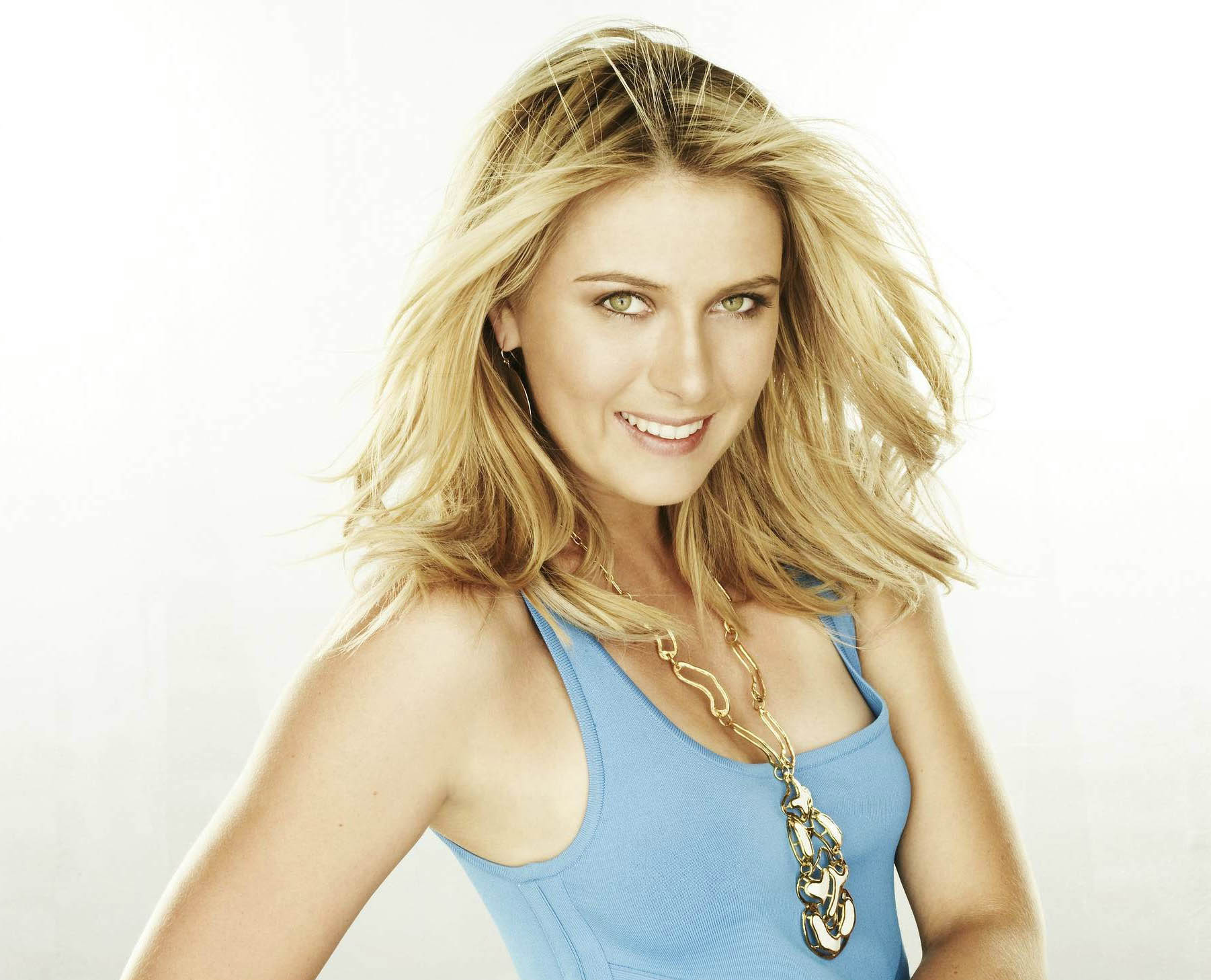 Maria Sharapova tennis player hd wallpaper