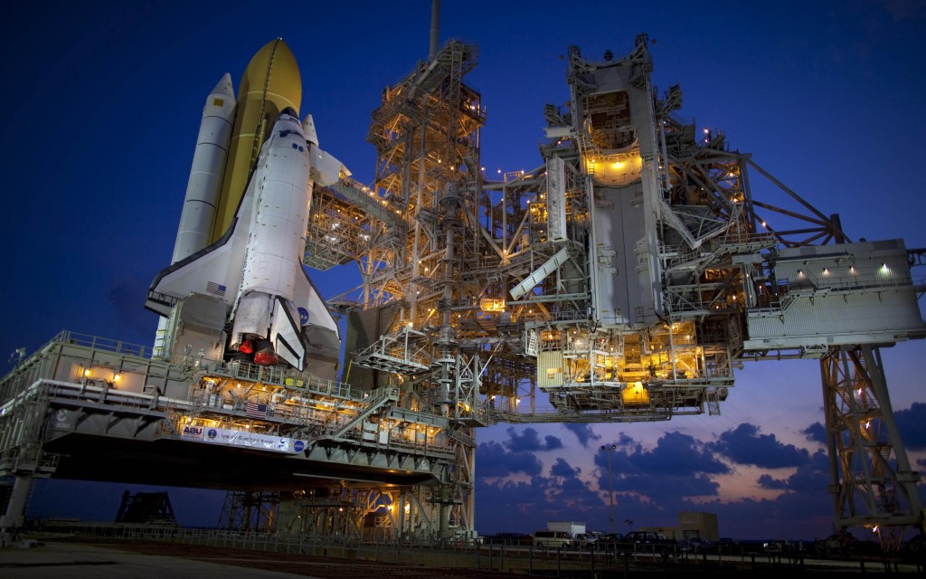 Space Shuttle Discovery (7)