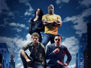 The Defenders 2017 TV Series Amazing HD Pictures|Wallpapers
