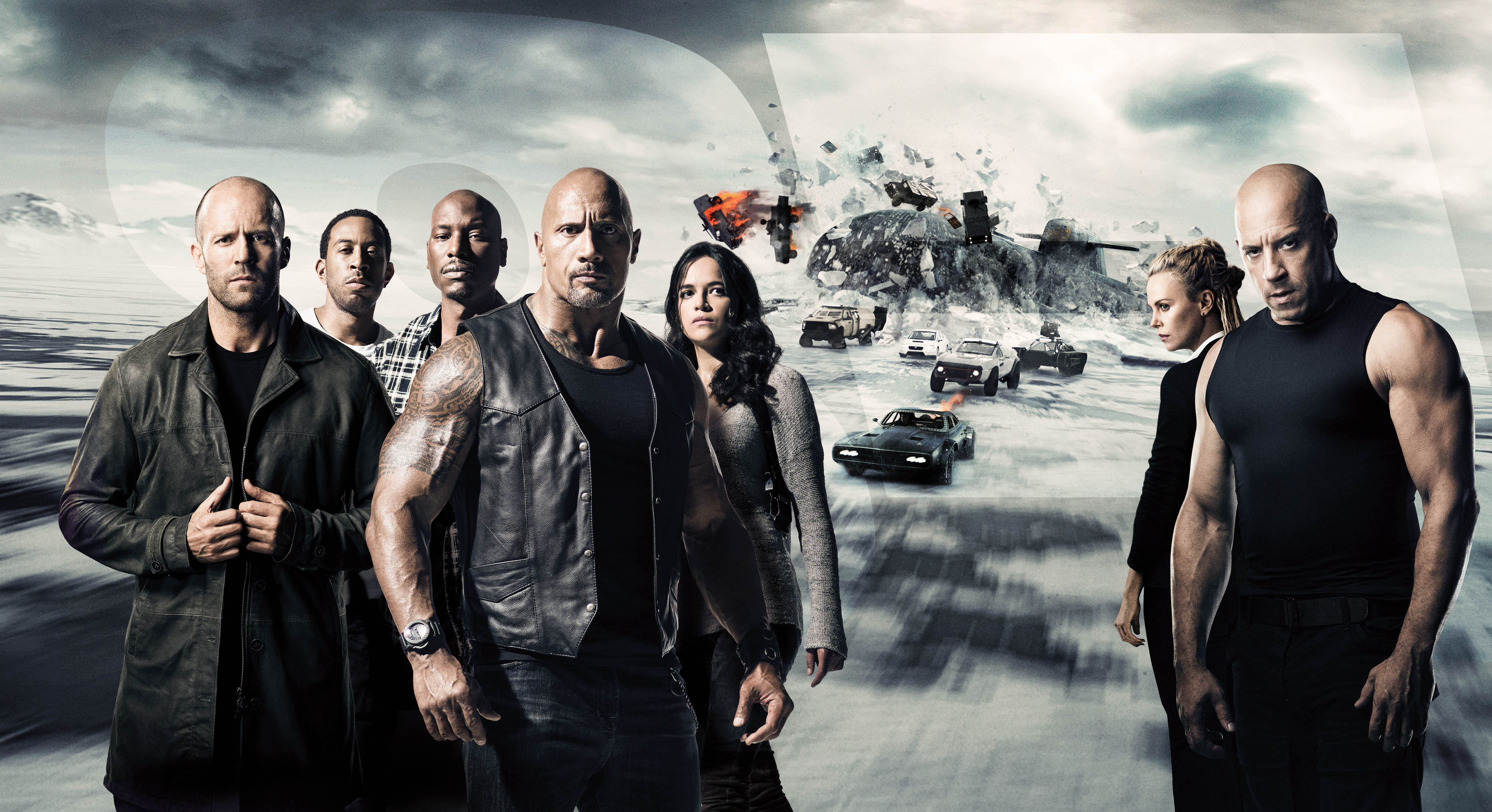 the fate of the furious 2017 wallpapers. Black Bedroom Furniture Sets. Home Design Ideas