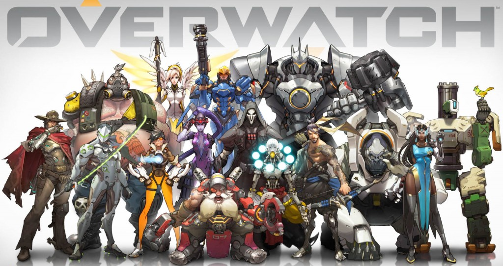 Overwatch HD Wallpaper 26