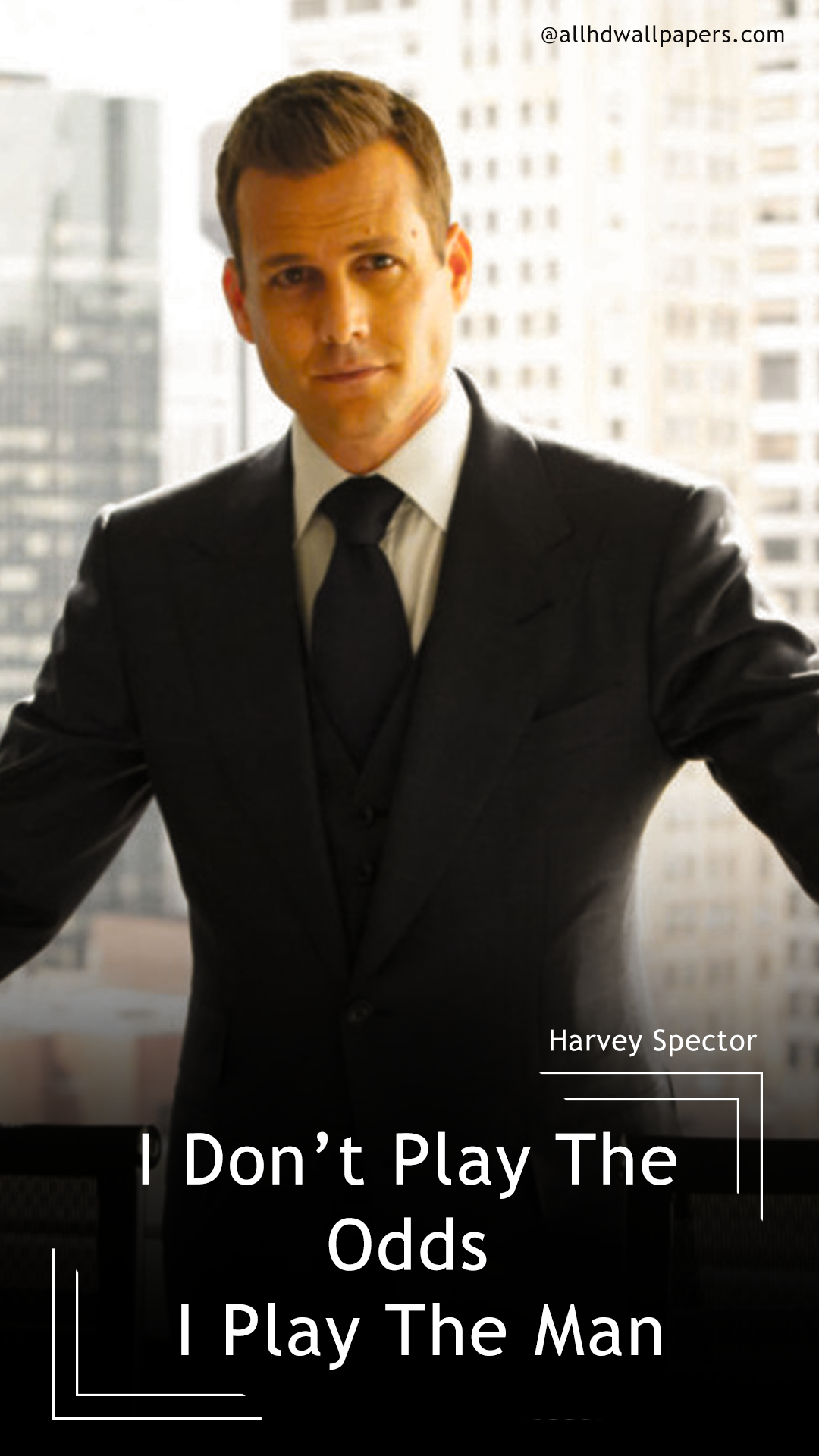 Harvey Specter mobile wallpaper