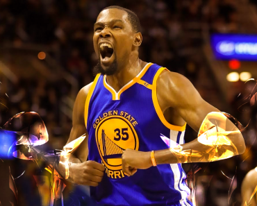 Kevin Durant Basket Ball Player Wallpaper