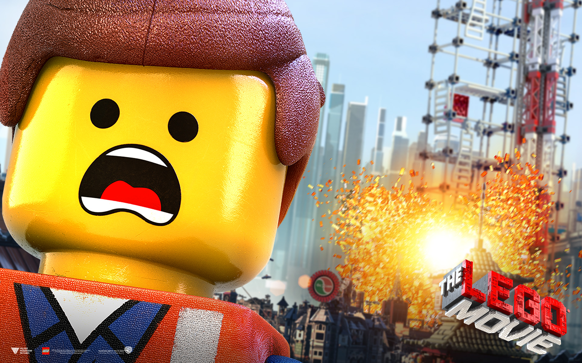 The Lego Movie Wallpapers Hd Backgrounds All Hd Wallpapers