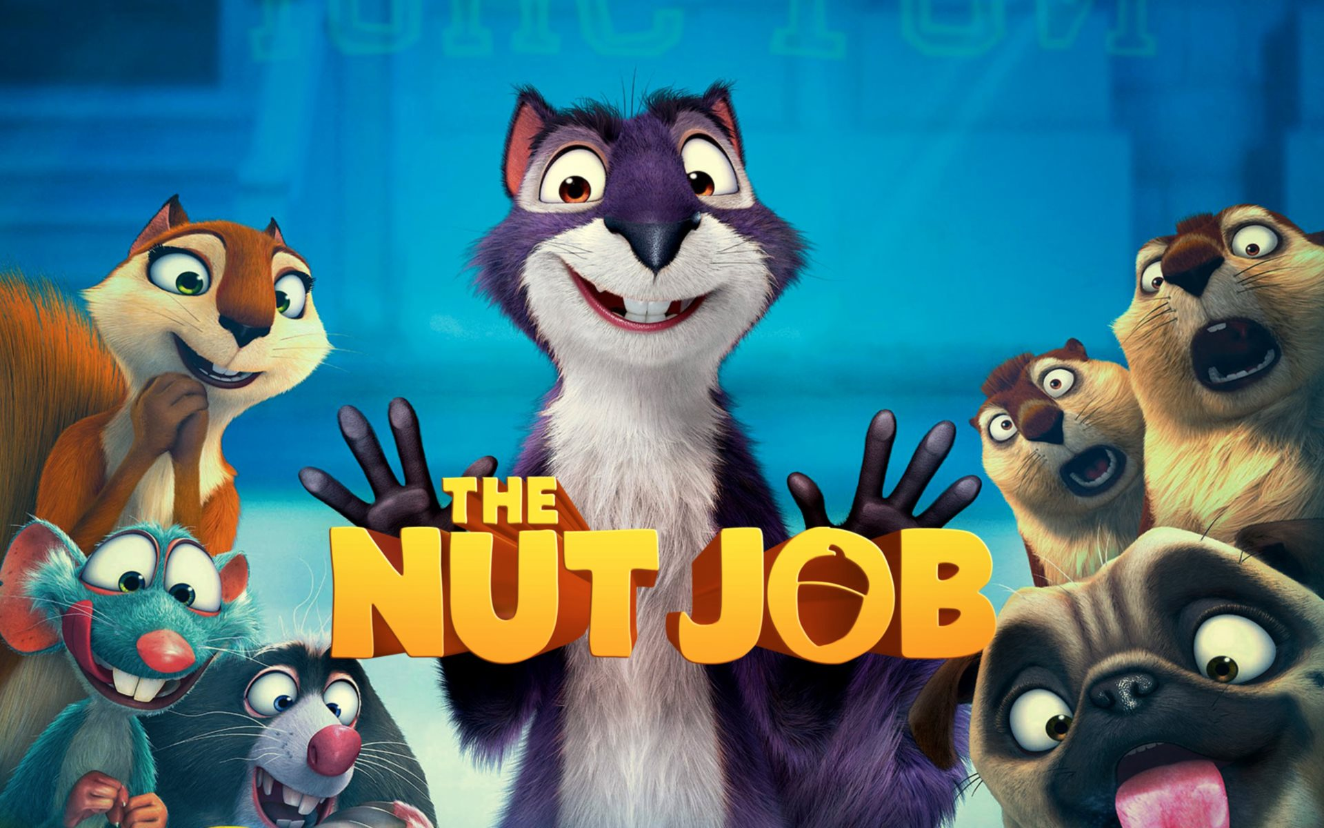 The nut job (1)