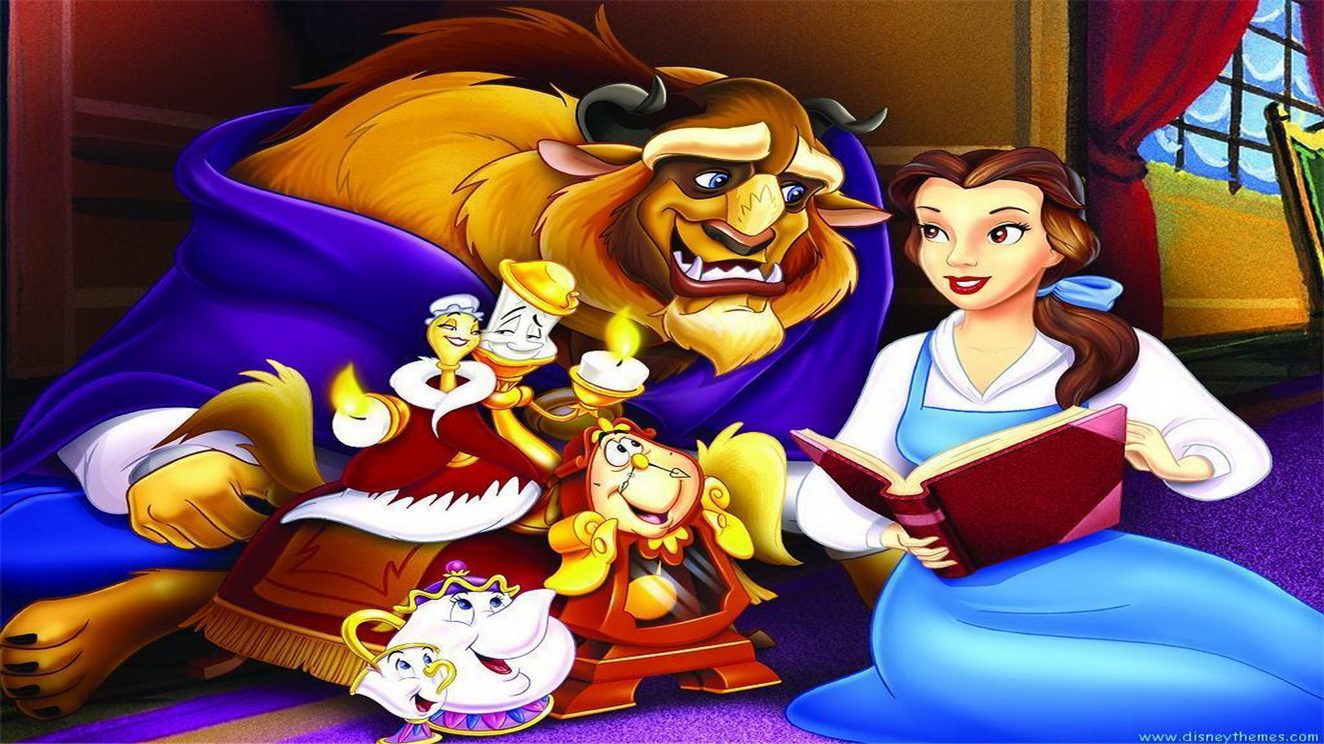 Beauty And The Beast High Quality HD Wallpapers - All HD ...