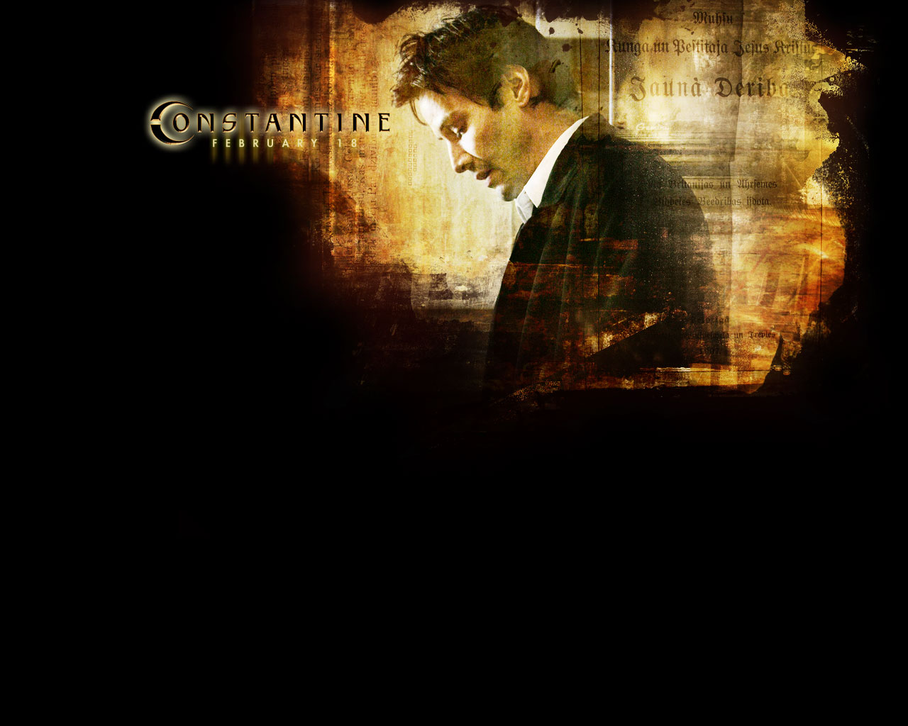 Constantine Movie Best Quality Hd Wallpapers - All Hd -8841