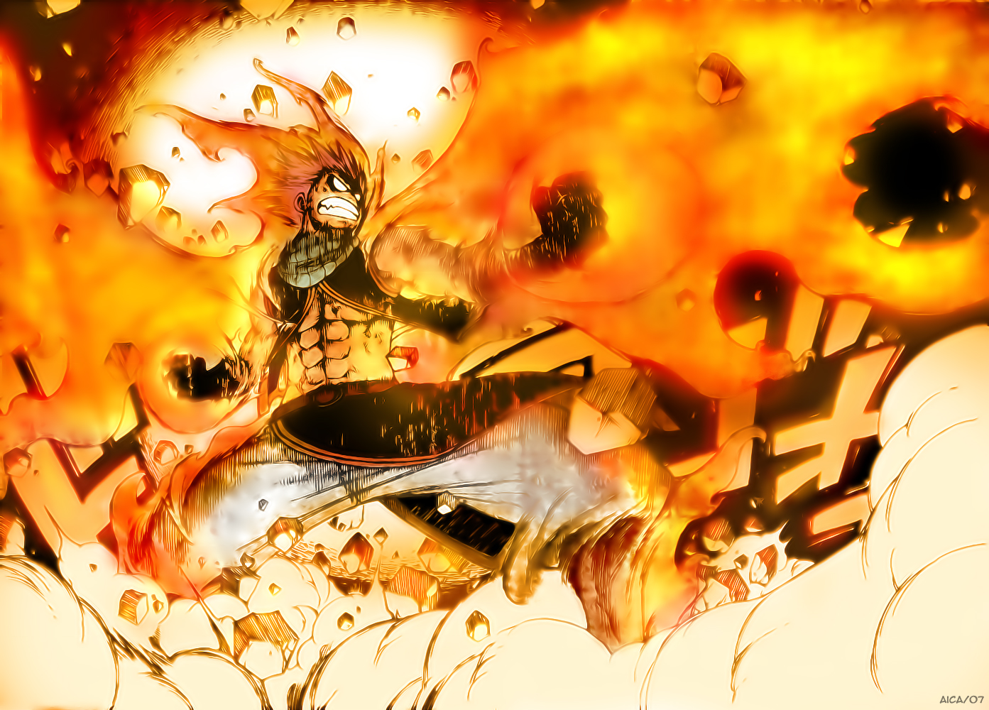 20 Fairy Tail Wallpapers Anime Allhdwallpapers