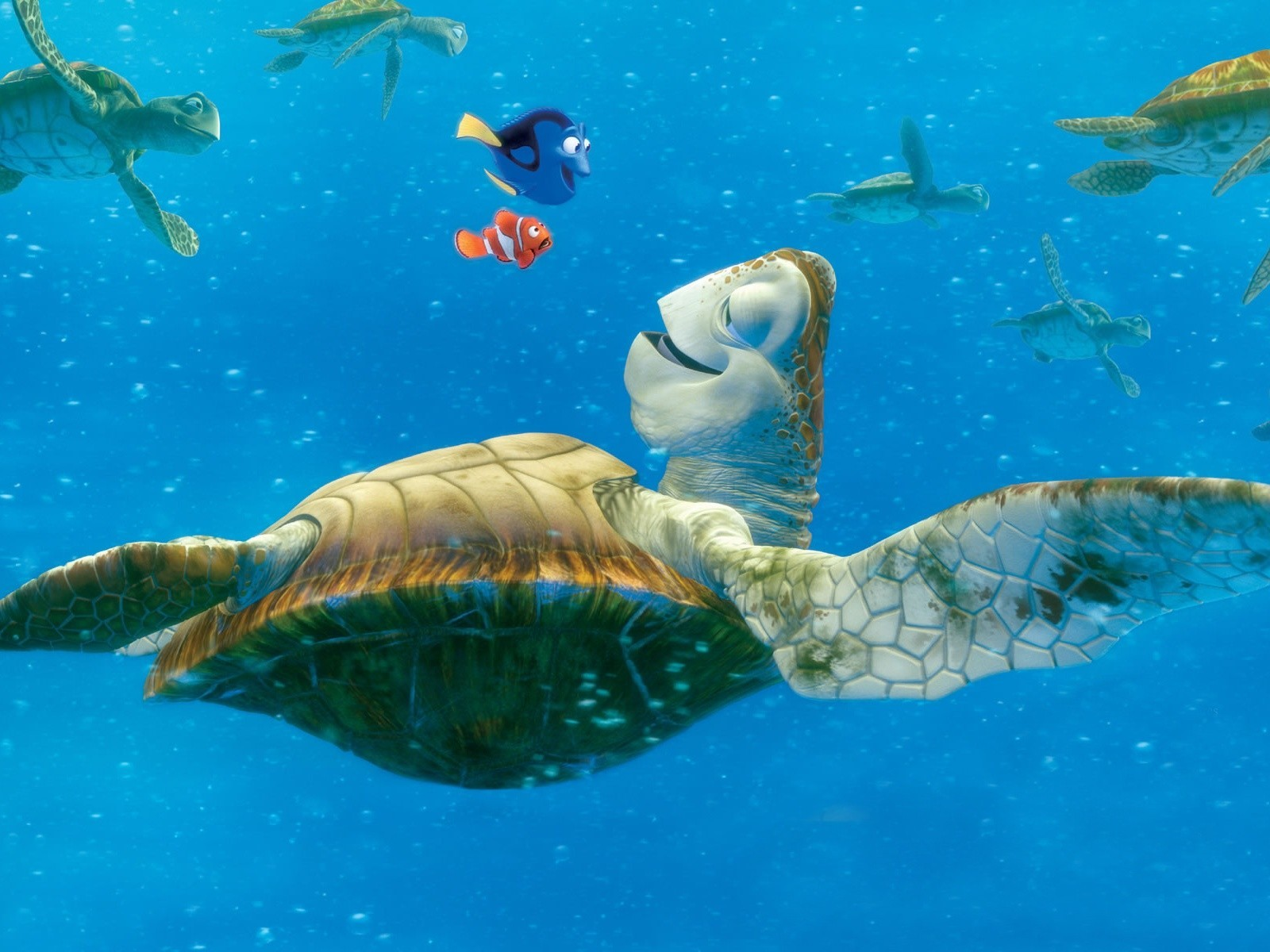 Finding Nemo Best Animated Movie High Quality Wallpapers All Hd