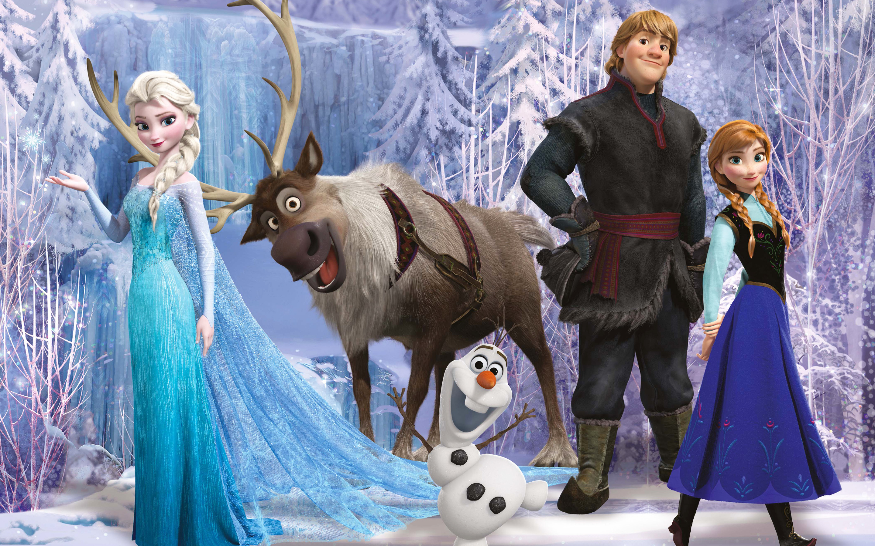Frozen New Animated Movie Best Wallpapers - All HD Wallpapers
