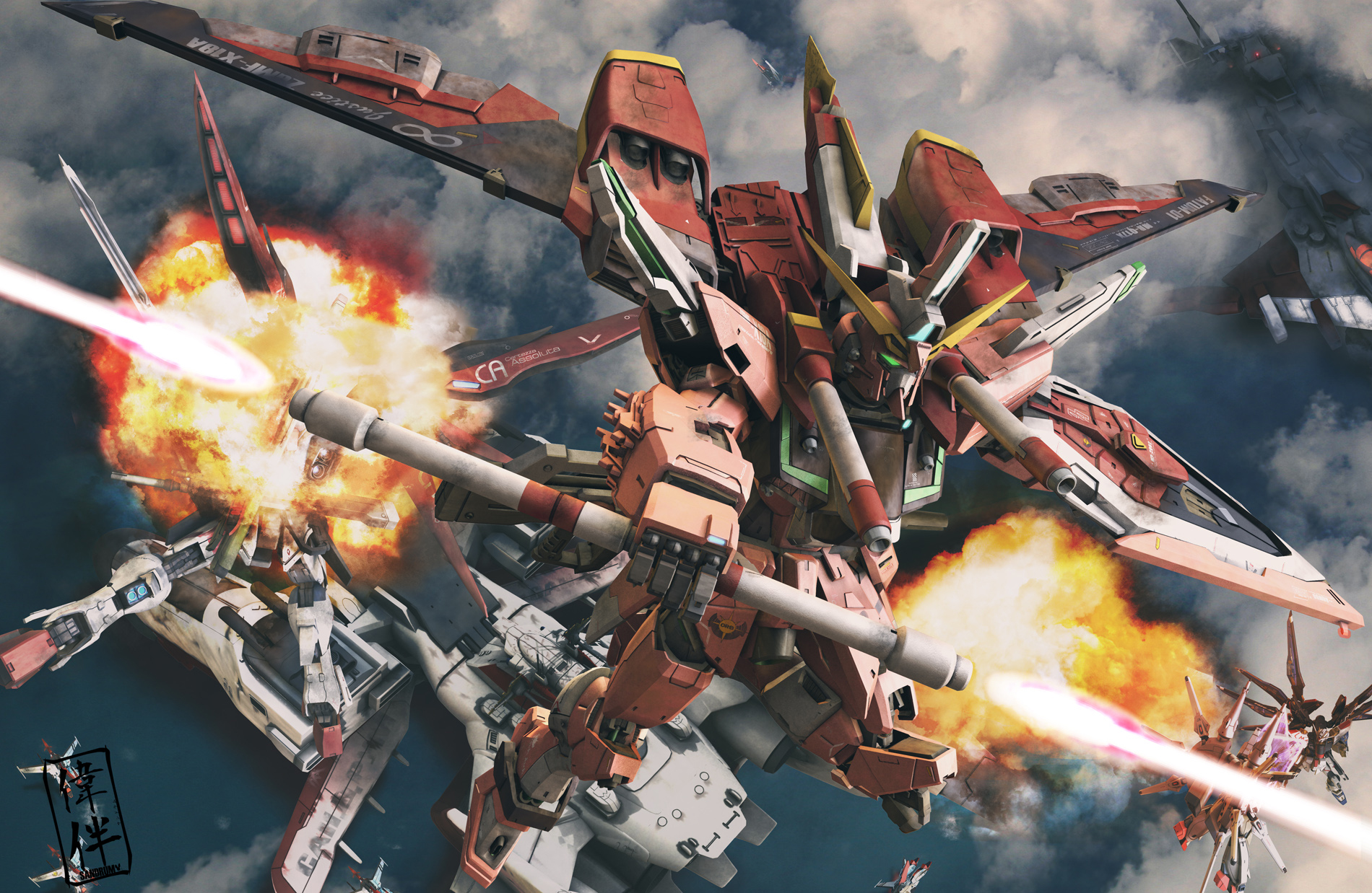 Gundam New Awesome Hd Wallpapers 2015 All Hd Wallpapers