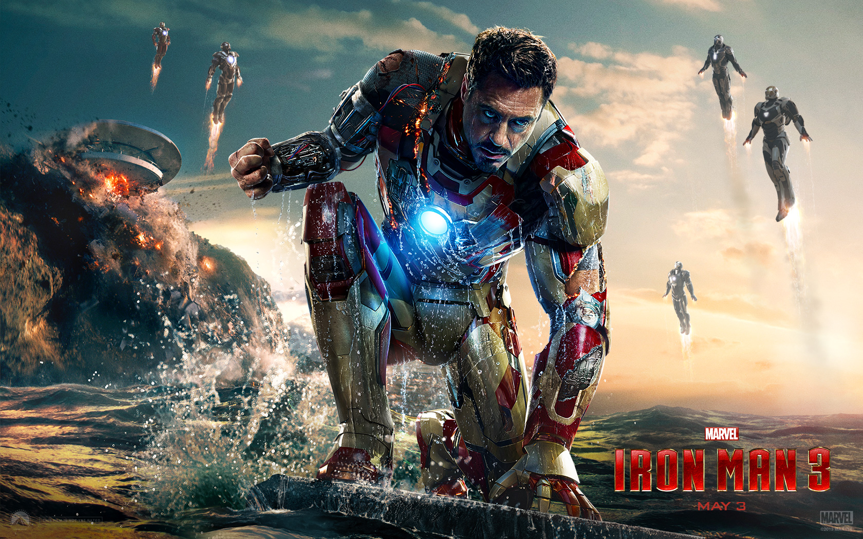 Iron Man 3 Hd Wallpapers High Resolution All Hd Wallpapers