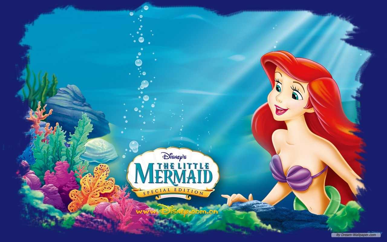 The Little Mermaid New Hd Wallpapers All Hd Wallpapers