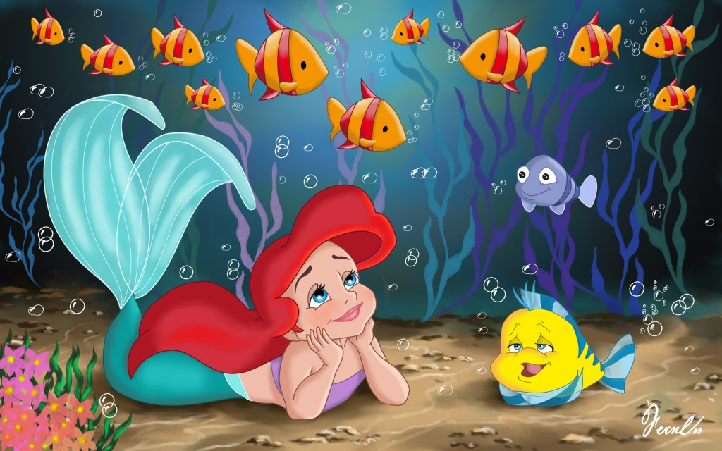 little mermaid (5)