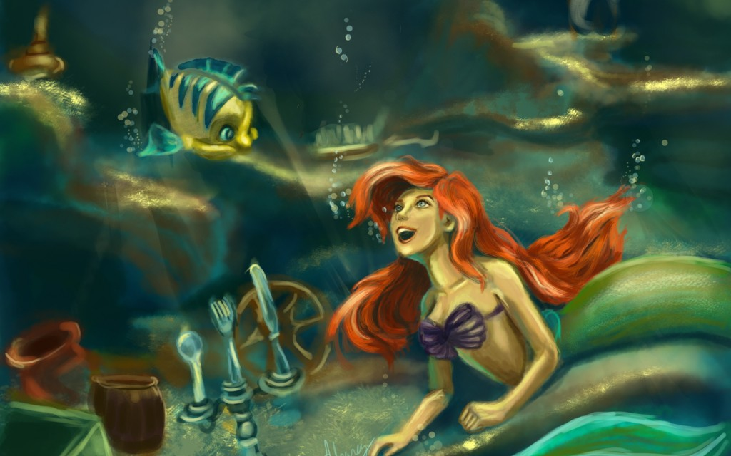 little mermaid (9)