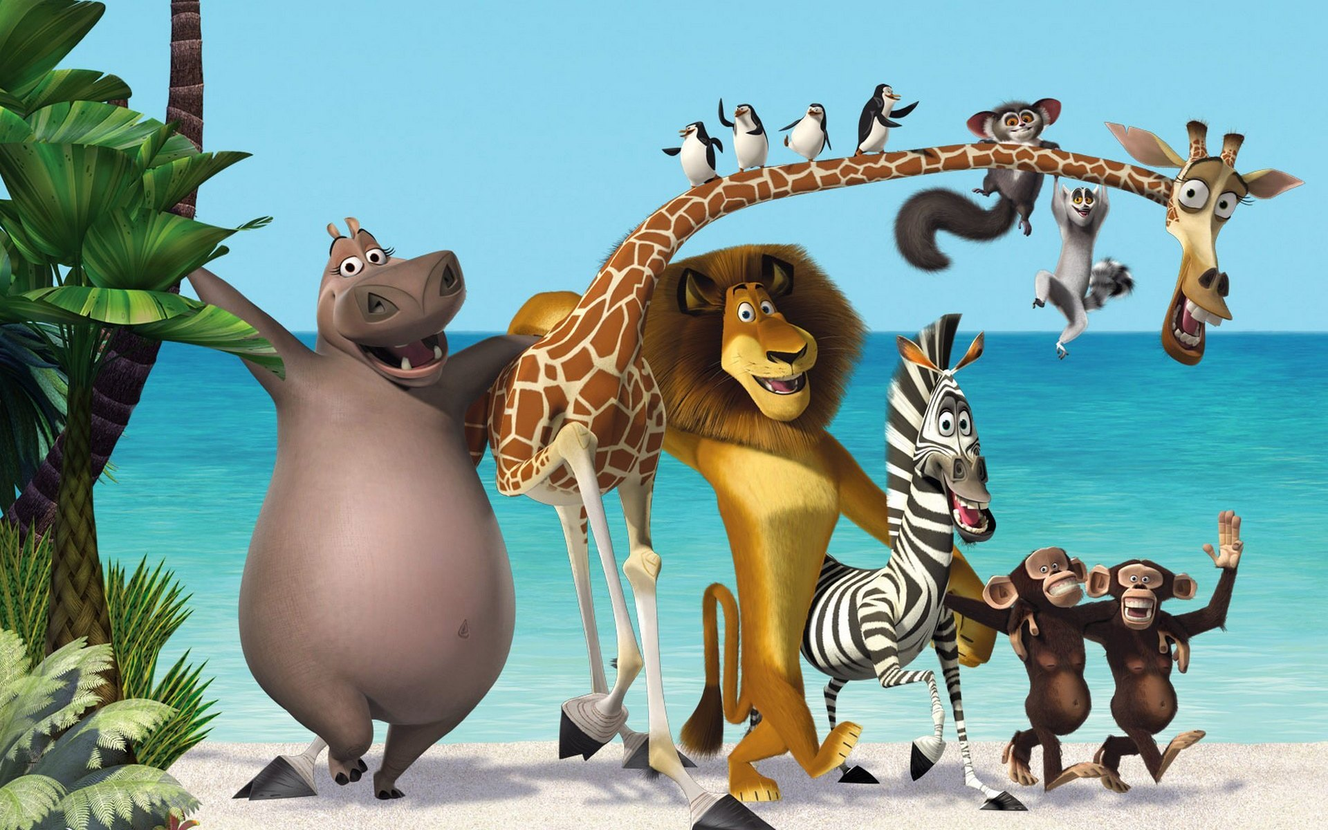 madagascar 3 europe's most wanted hd wallpapers - all hd wallpapers