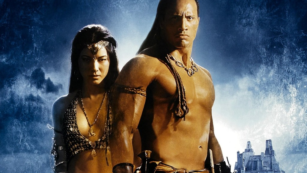 the scorpion king (1)