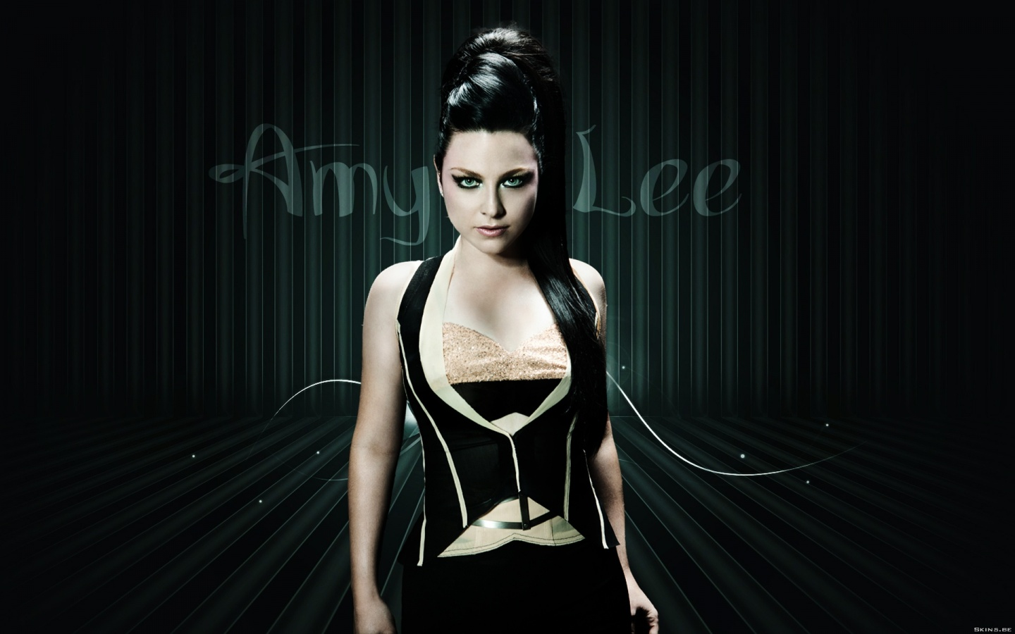 Amy Lee of Evanescence by ZhangXector on DeviantArt