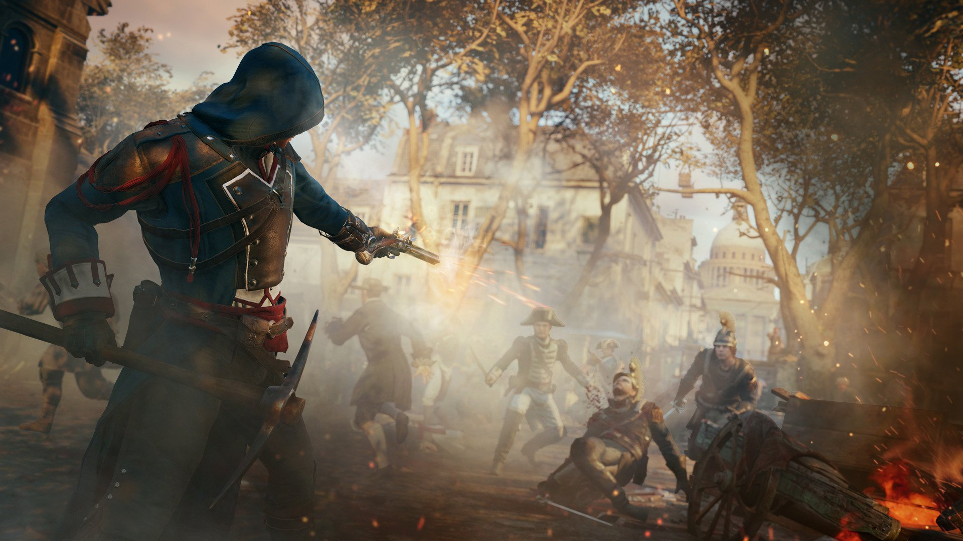 Assassin S Creed Unity Best Quality Hd Wallpapers All Hd Wallpapers