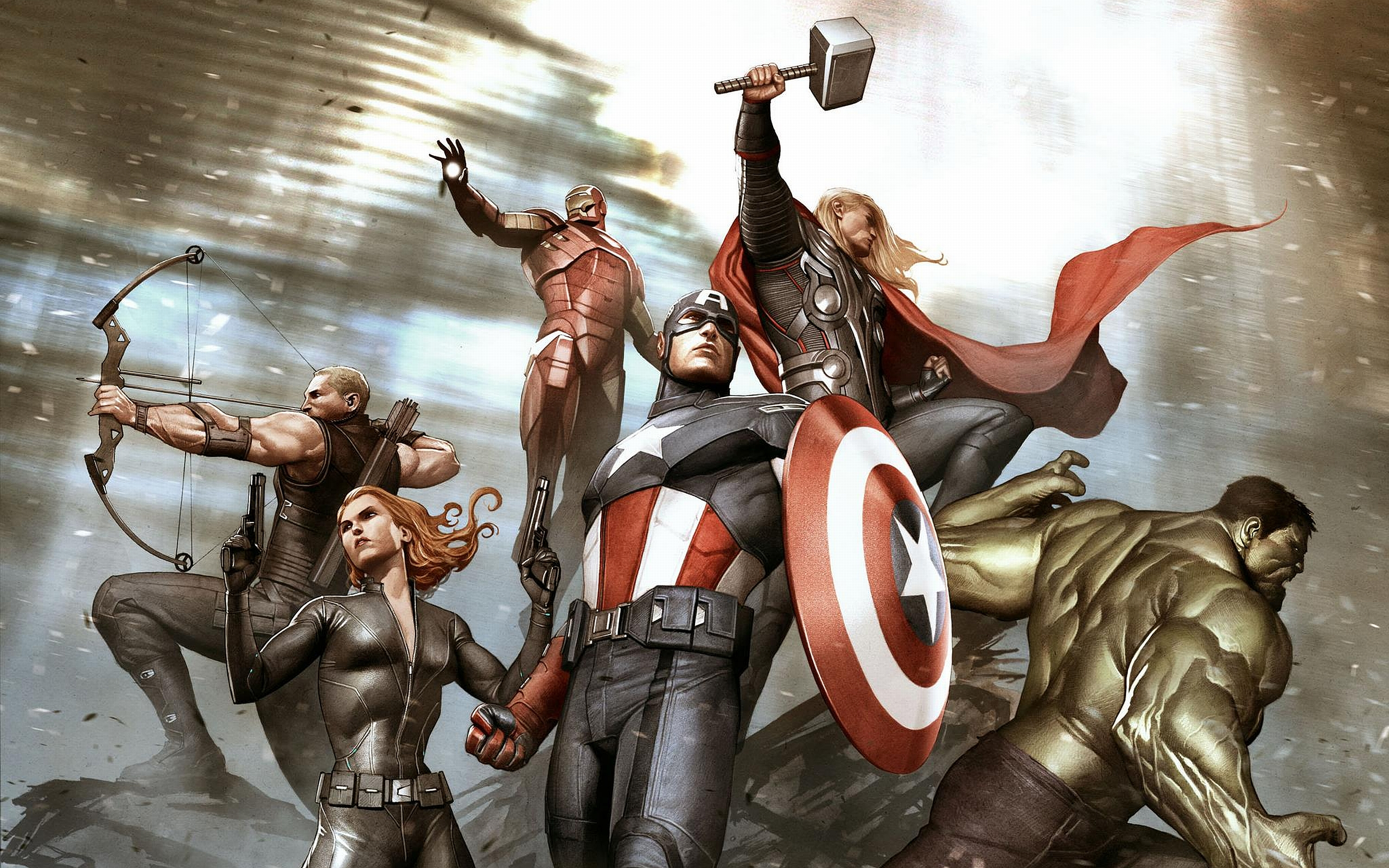 Comics Avengers Best Quality Awesome Wallpapers All Hd Wallpapers