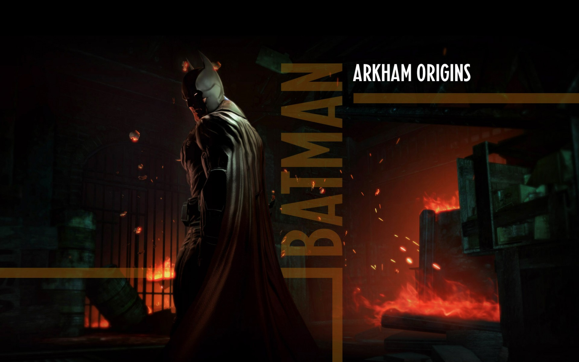 Batman Arkham Origins Game Hd Wallpapers All Hd Wallpapers
