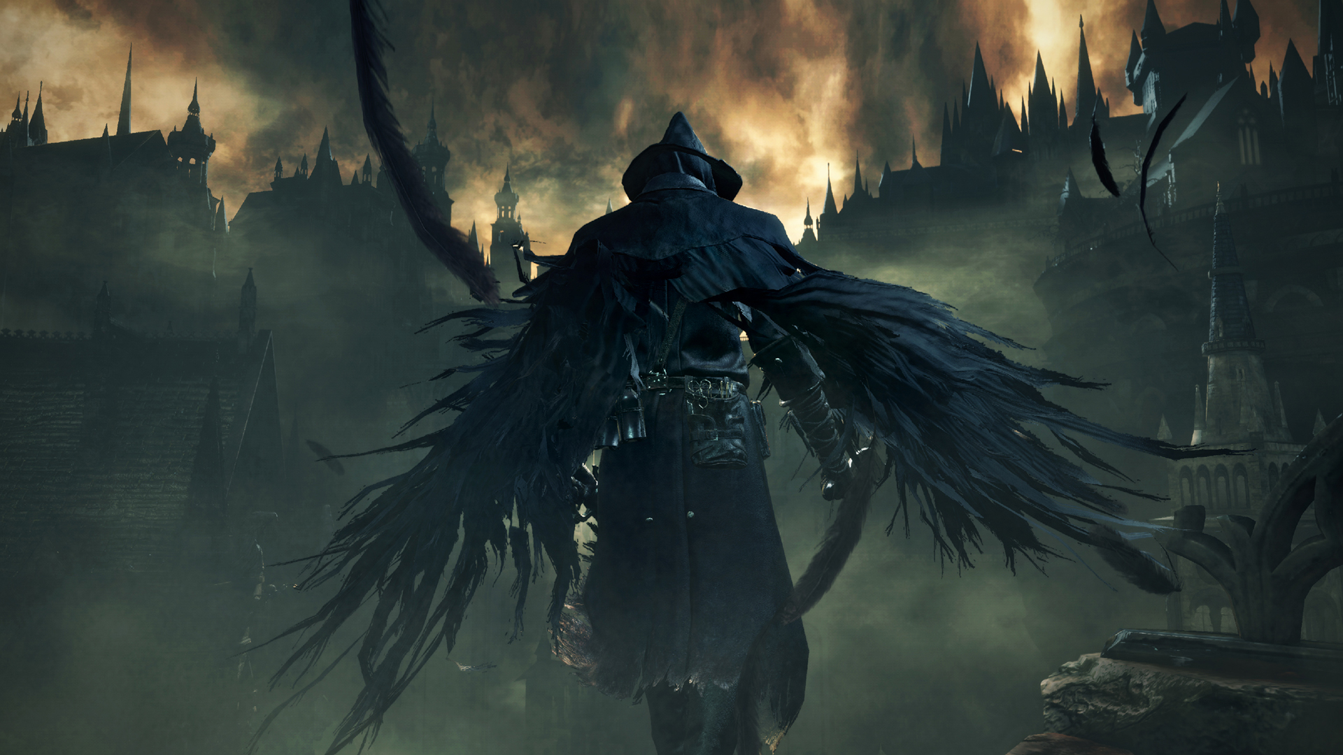 10+ Bloodborne Game High Quality Wallpapers