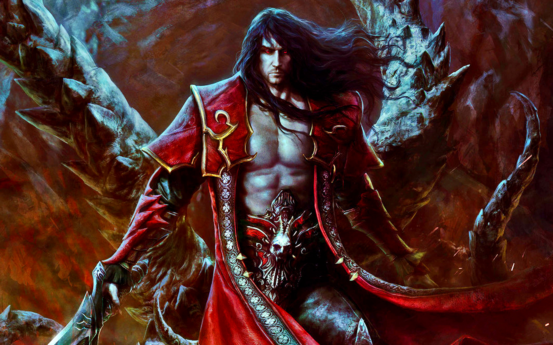 Castlevania Game High Defination Wallpapers