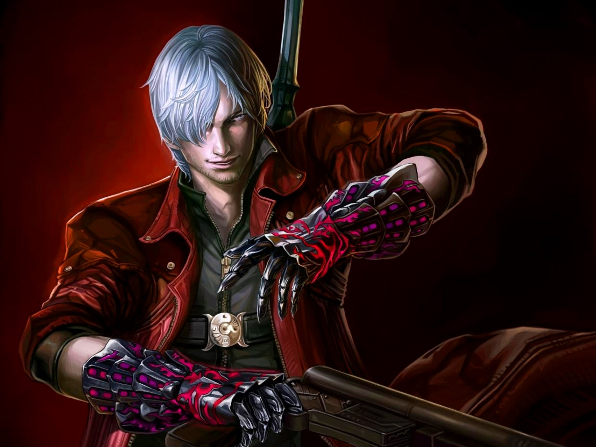 Devil may cry hd wallpapers high quality all hd wallpapers - Devil may cry hd pics ...