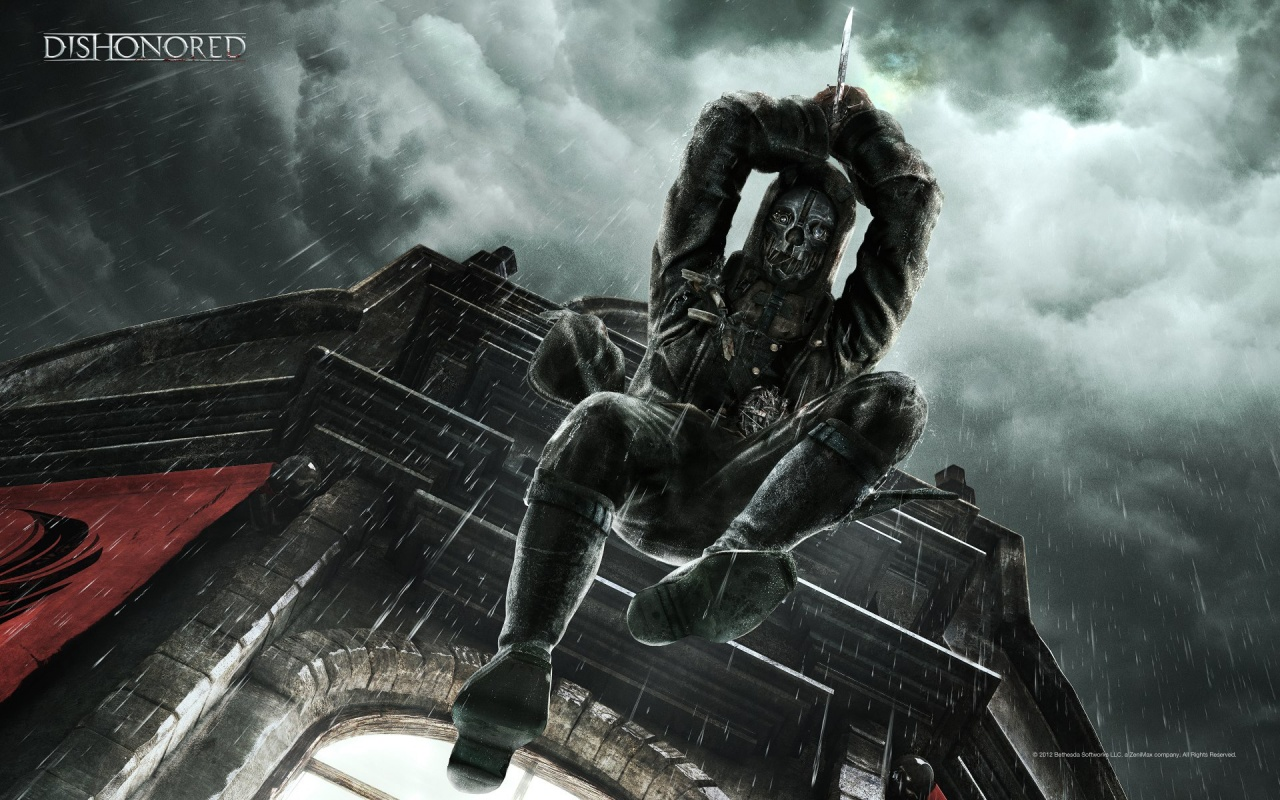 Dishonored Game Amazing HD Wallpapers - All HD Wallpapers