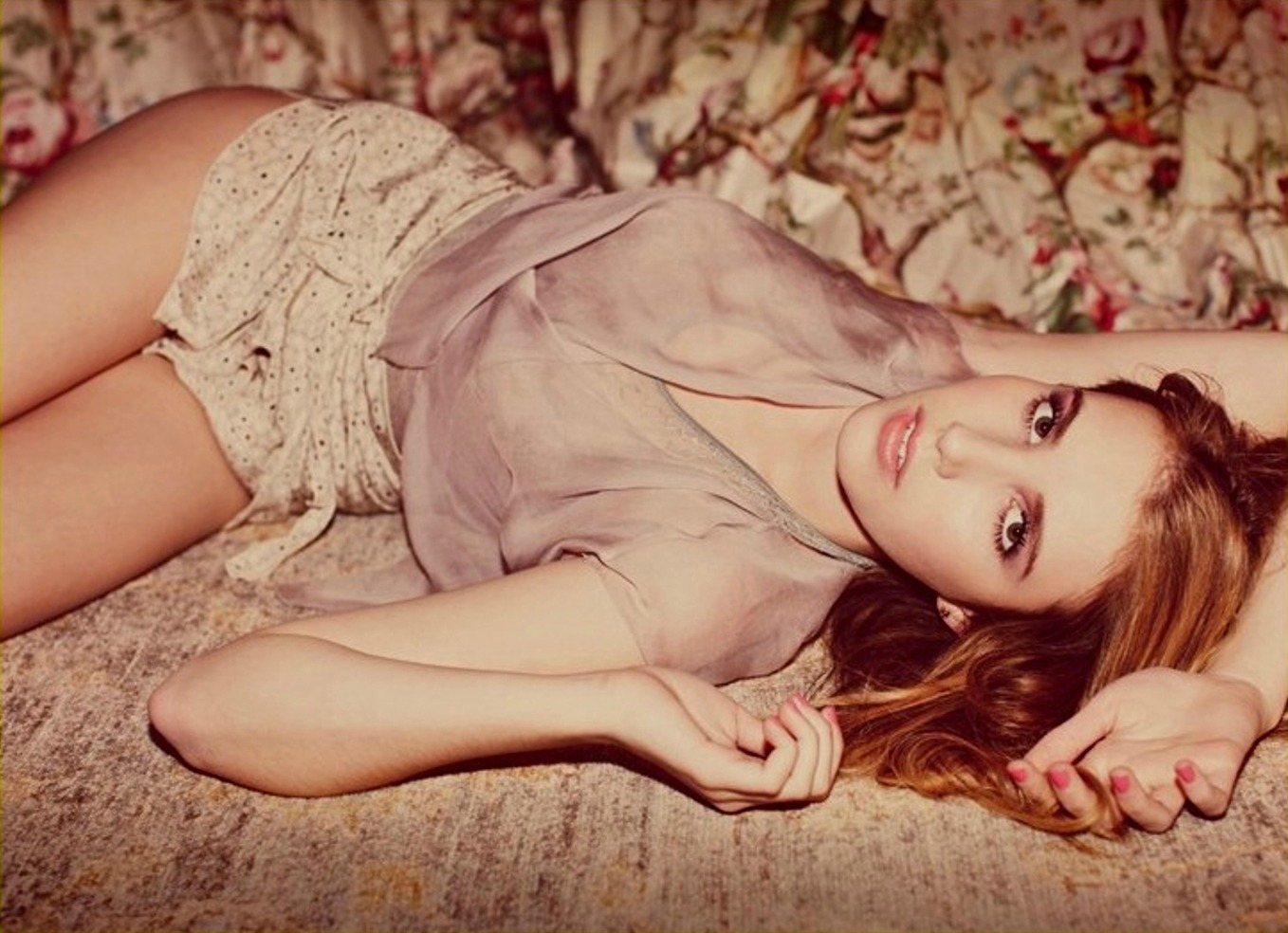 Hot Emma Roberts Sexy Hd Wallpapers - All Hd Wallpapers-4354