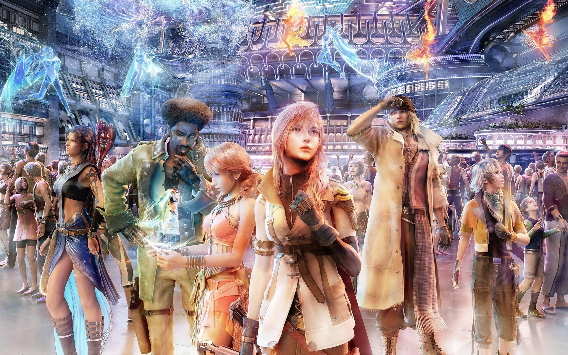 Final Fantasy New HD Wallpapers - All HD Wallpapers