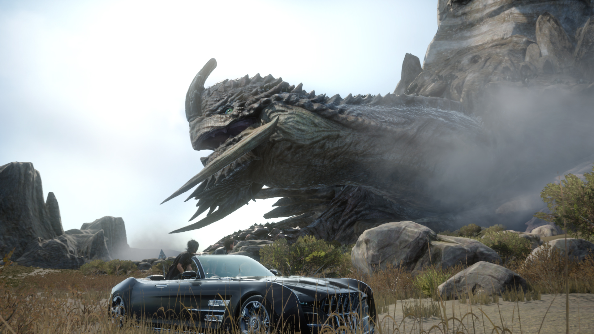 Final Fantasy Xv High Defination New Wallpapers All Hd Wallpapers